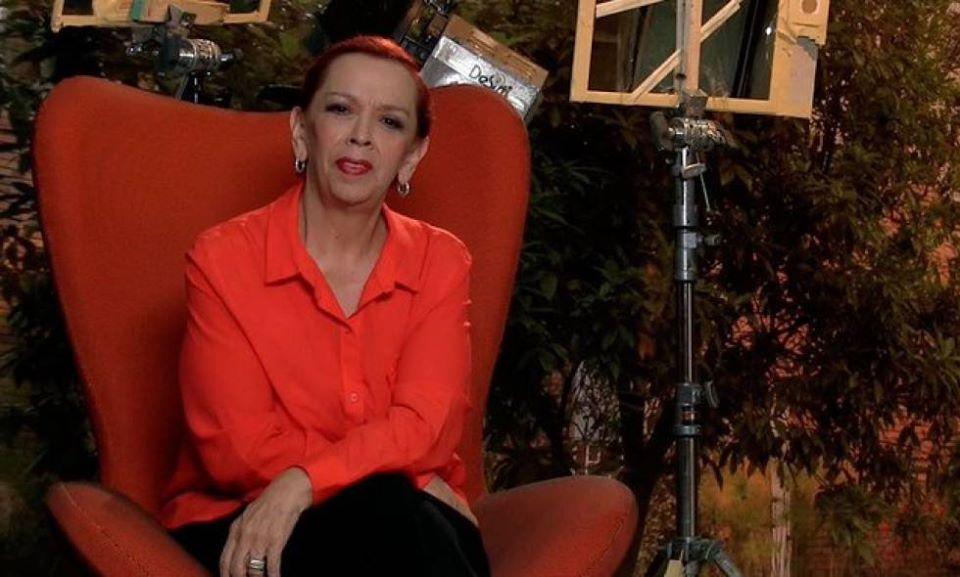 Fallecio Lucero Gómez Bernal fue una actriz humorista y comediante