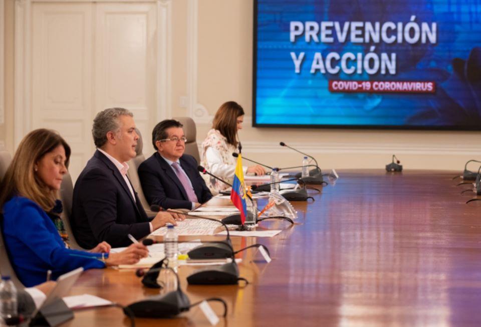 """'Empresas que después del 27 de abril vuelvan a operar gradualmente deberán cumplir protocolos"""": Vicepresidente"""