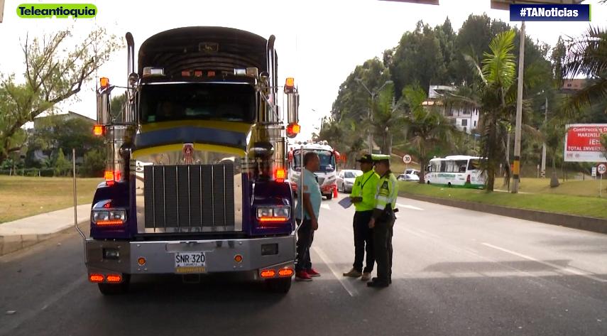 Antioquia tendrá 22 puestos de control sanitario que vigilarán entradas y salidas del departamento