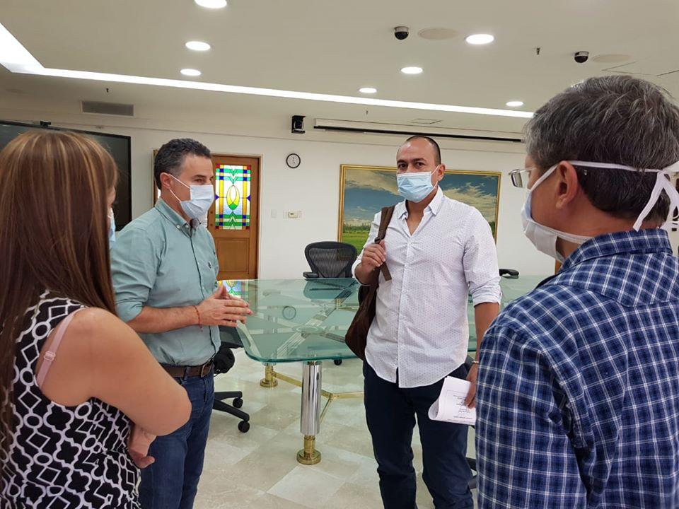 Luis Octavio Gutiérrez Montes, nuevo gerente de la ESE Hospital Cesar Uribe Piedrahíta, del municipio de Caucasia