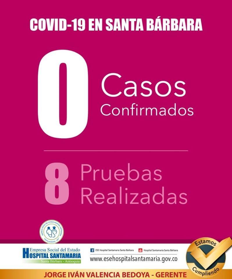 Santa Barbara Libre de Covid-19