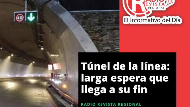 Túnel de la línea: larga espera que llega a su fin