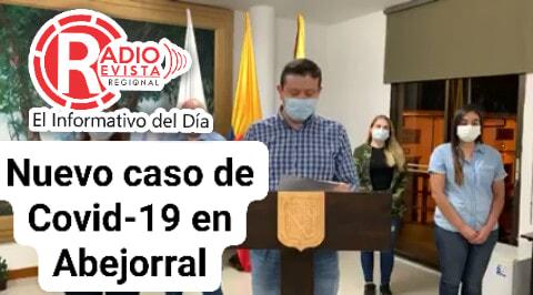 Segundo caso de #coronavirus en Abejorral