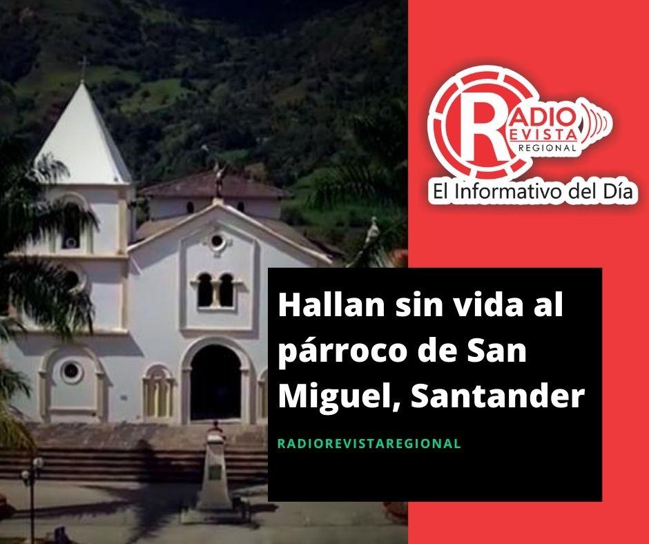 Hallan sin vida al párroco de San Miguel, Santander