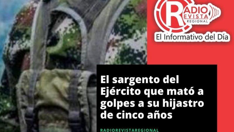 El sargento del Ejército que mató a golpes a su hijastro de cinco años