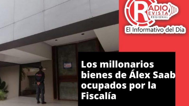 Los millonarios bienes de Álex Saab ocupados por la Fiscalía