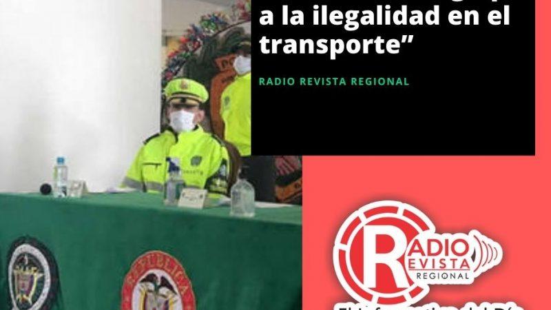 """""""Contundente golpe a la ilegalidad en el transporte"""""""