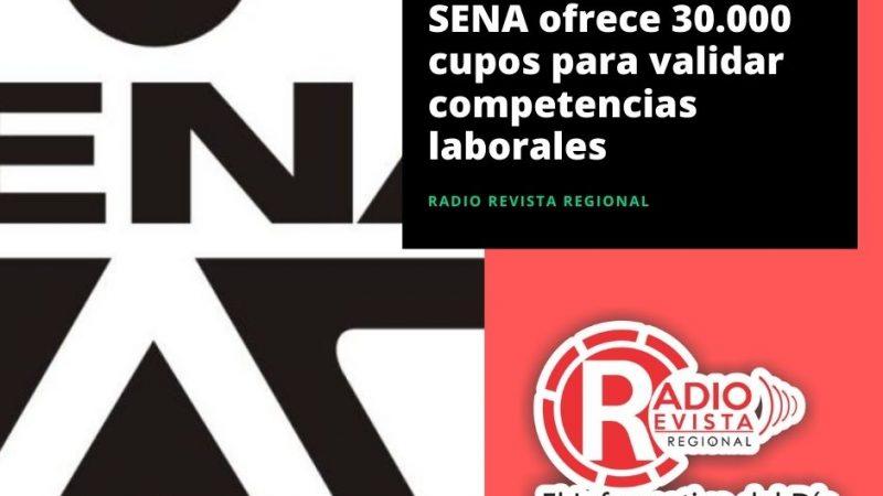 'Certificatón' del SENA ofrece 30.000 cupos para validar competencias laborales