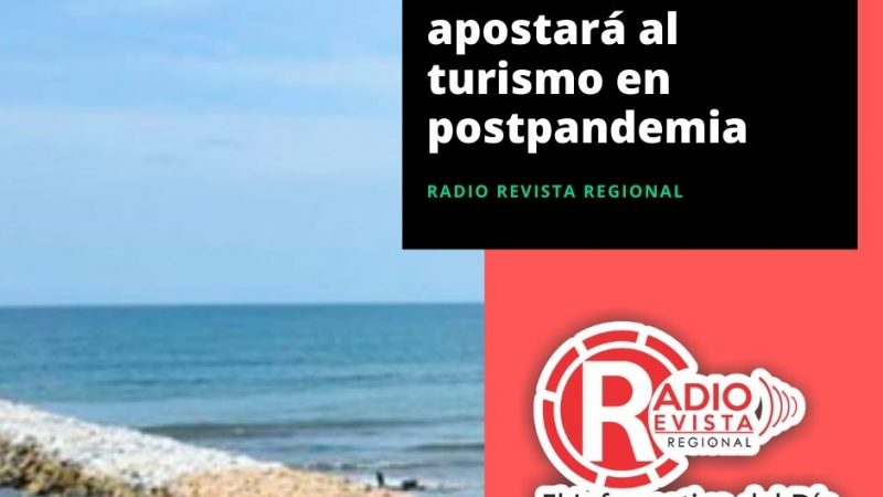 Atlántico le apostará al turismo en postpandemia