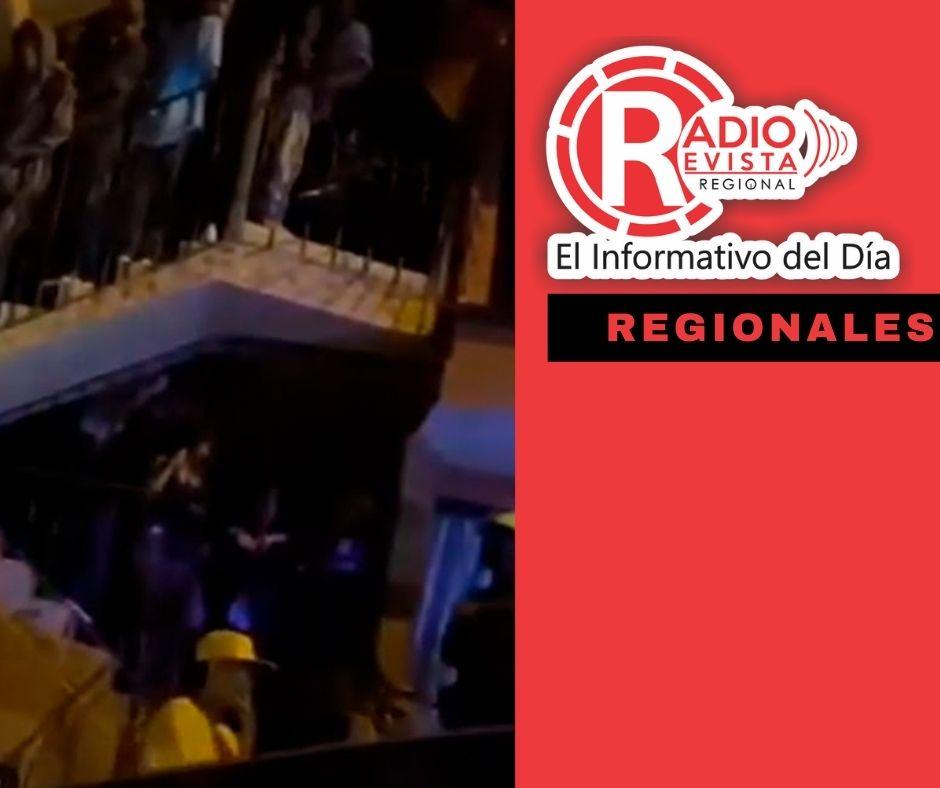 ¡No cabía un joven más! así fue la masiva fiesta en Belén, Medellín