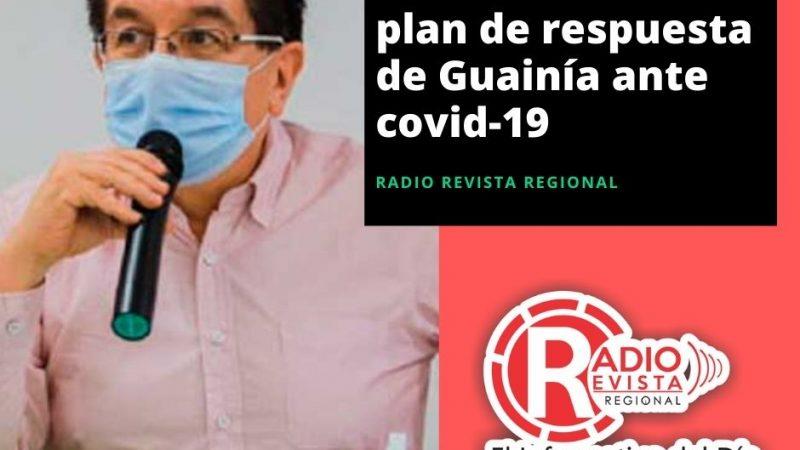 MinSalud revisó plan de respuesta de Guainía ante covid-19