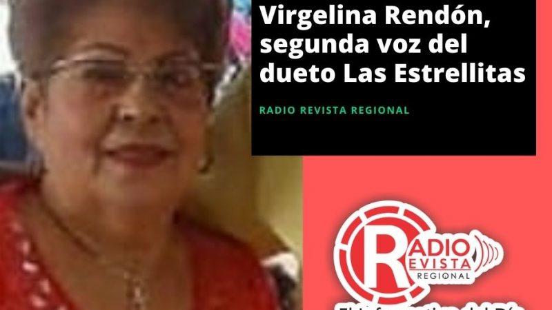 Fallecio en Medellín Virgelina Rendón, segunda voz del dueto Las Estrellitas
