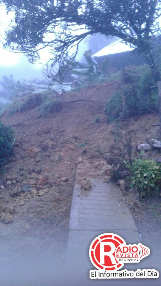 157 eventos se han presentado en Antioquia durante la segunda temporada de lluvias de 2020