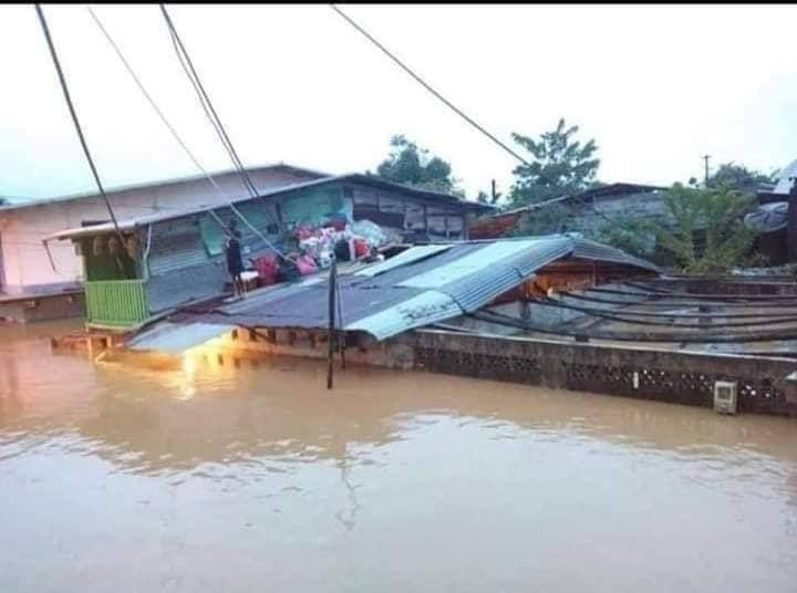 10 municipios afectados por inundaciones y deslizamientos en el Choco