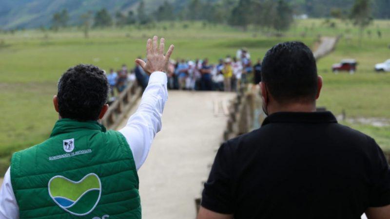 Declaran Calamidad Pública en Urrao para atender la emergencia por el invierno