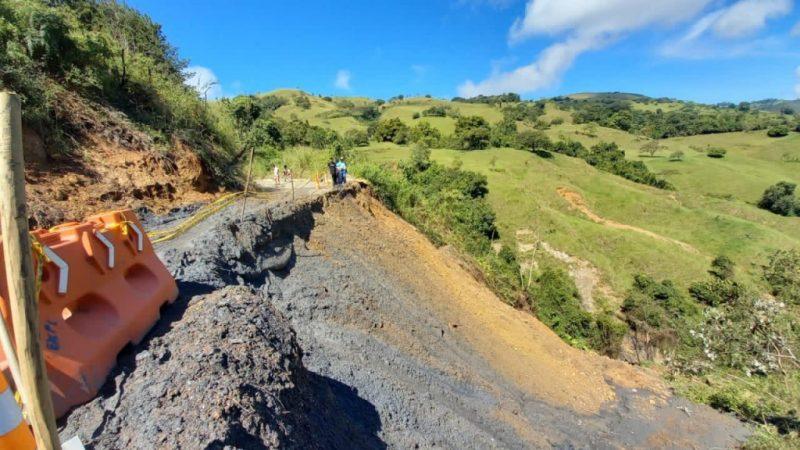 15 afectaciones debido a la segunda temporada de lluvias se reporto en Antioquia