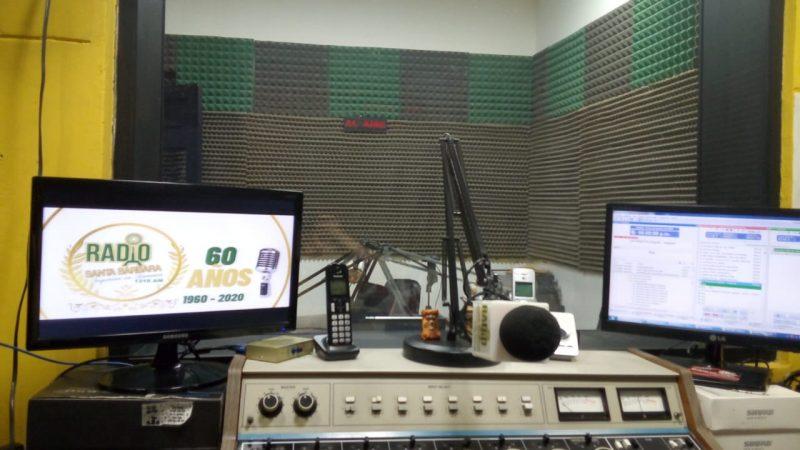 Radio Santa Barbara 60 años la primera emisora de provincia en Colombia