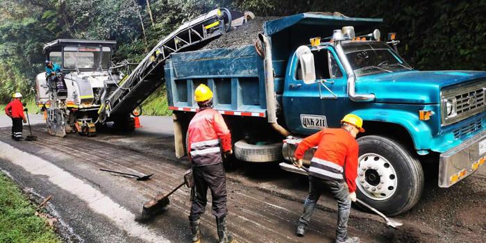 El INVIAS mejora la movilidad vial en Antioquia mediante la Gestión Vial Integral de sus corredores
