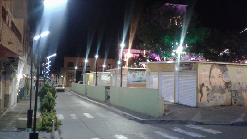 Fotos: Así se vivió el toque de queda en Navidad por Santa Barbara Antioquia