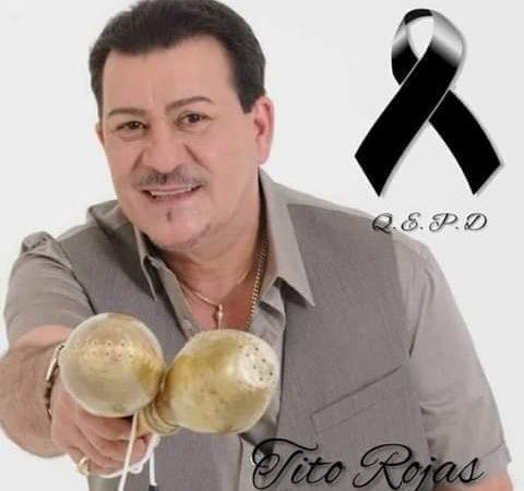 Encuentran muerto al salsero Tito Rojas en residencia de Humacao