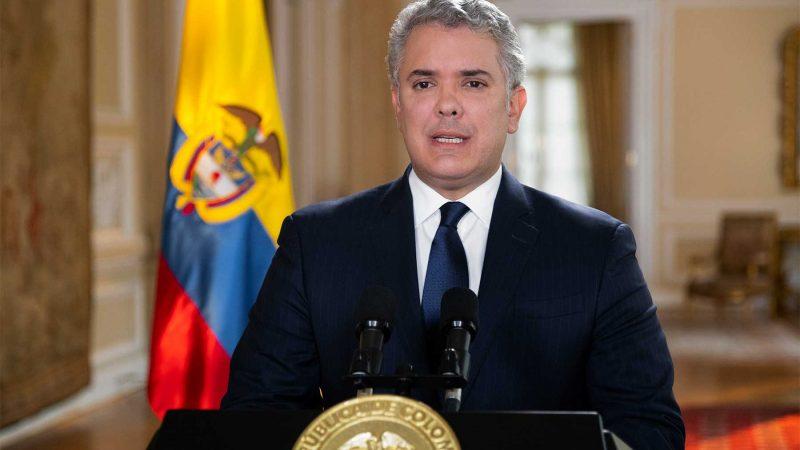 La relación de Colombia con Estados Unidos trasciende a los presidentes, señala el Jefe de Estado