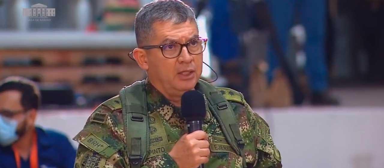 Presidente Duque confirma captura de alias 'El Costeño', cabecilla del ELN en el sur de Bolívar