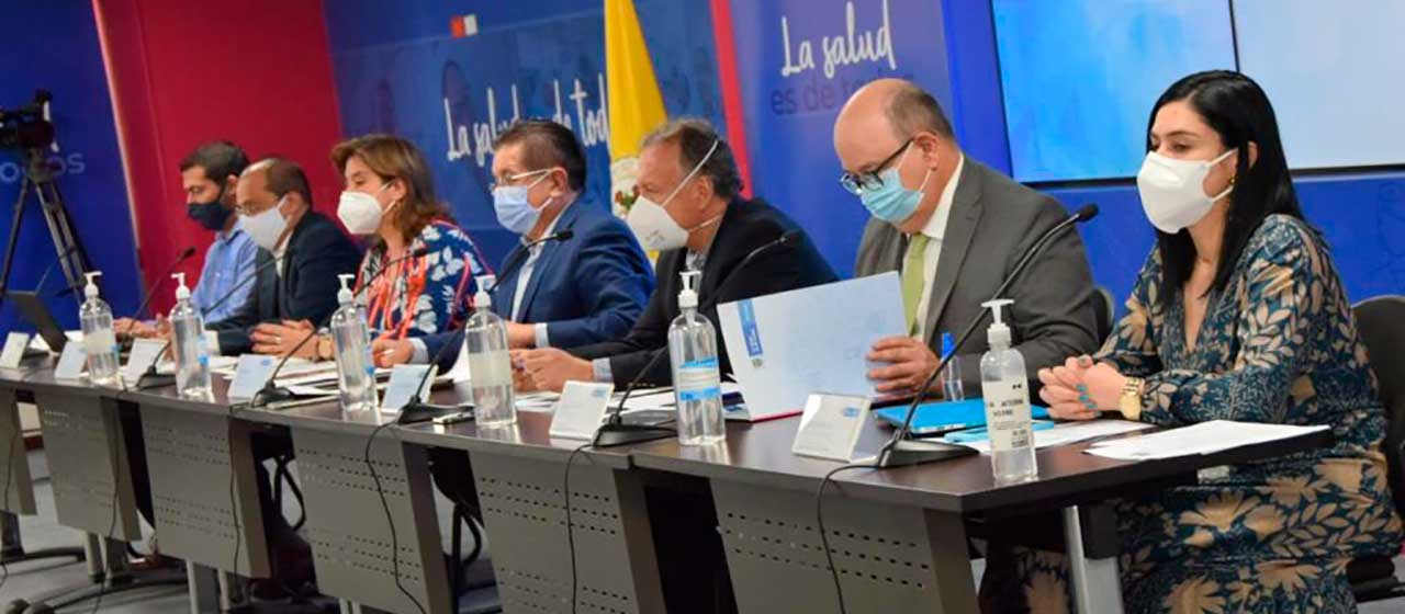Gobierno Nacional reconocerá a EPS pruebas covid-19 realizadas entre marzo y agosto