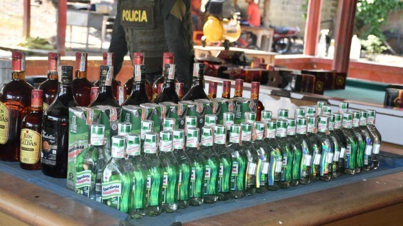 Estos son los golpes al contrabando en Urabá
