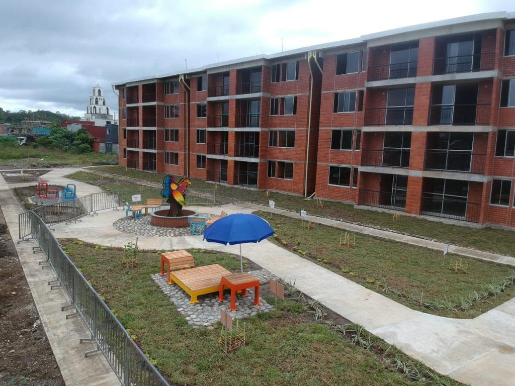 En Carepa 48 familias reciben su vivienda propia en la Urbanización Papagayo