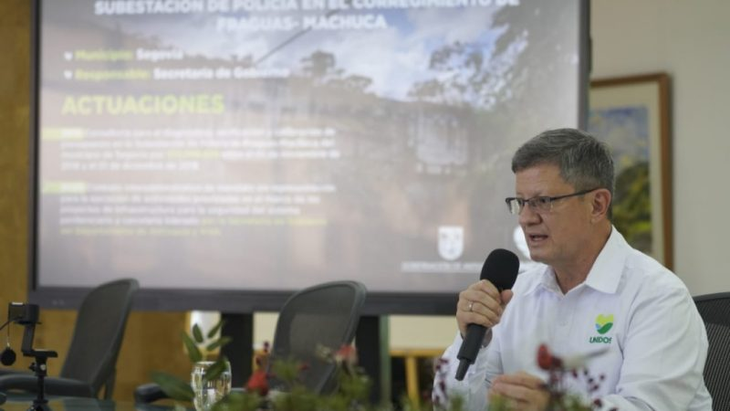 Antioquia traza ruta de atención para las obras inconclusas o en estado crítico de avance