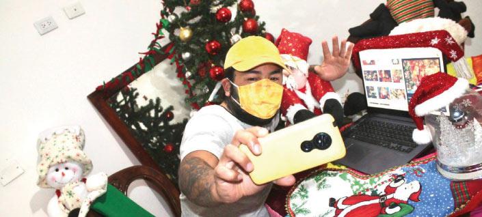 Navidad con coronavirus aqui algunas recomendaciones en Navidad y Año Nuevo
