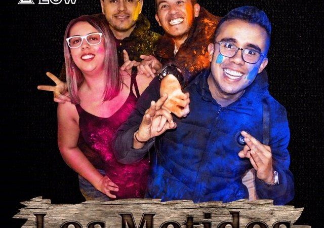 Los Metidos la nueva canción de Parranda Flow y los Relicarios