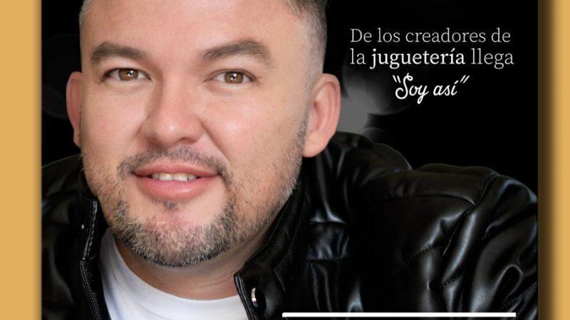 """Ness Osorio presenta su nueva canción en género popular """"SOY ASÍ"""""""
