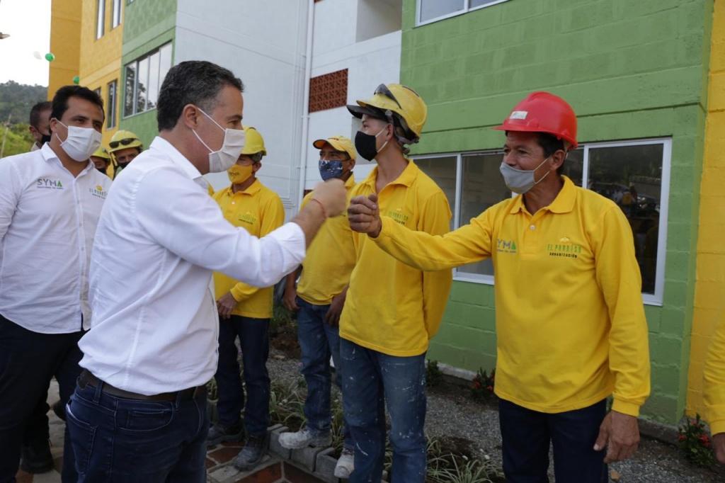 En Valparaíso se entregó el primer proyecto de vivienda social