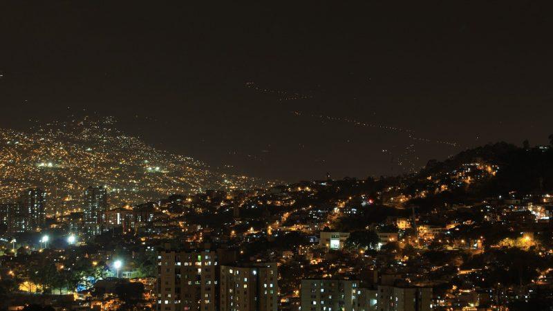 Toques de queda en Medellín para Navidad y Año Nuevo