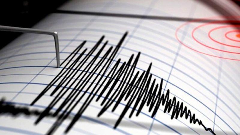 Dos sismos sacuden la Antártida y la zona central de Chile