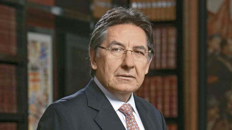 Rechazan nombramiento de Néstor Humberto Martínez,en la Comisión contra el crimen
