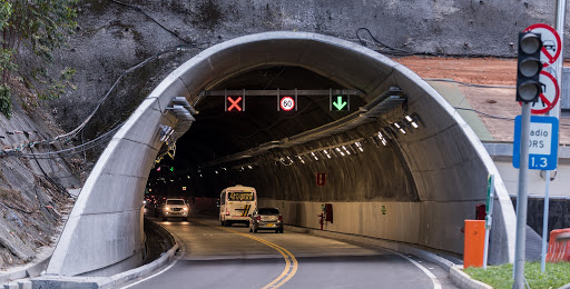 Túnel de Oriente tendrá cierre nocturno hoy miércoles por labores de mantenimiento en su sistema contra incendios