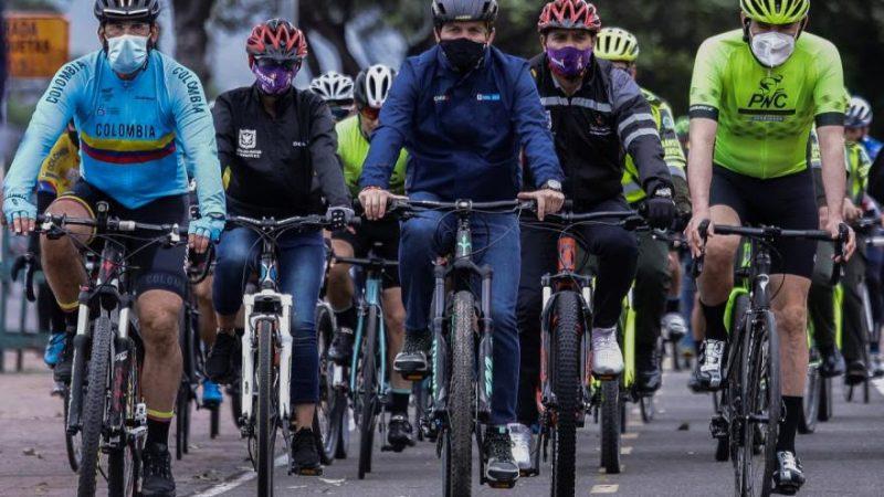 Colombia en Bici, la nueva iniciativa del Ministerio del Deporte