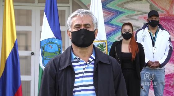 Gobernador de Antioquia designa a Nelson de Jesús Quiroz Mejía como alcalde encargado de Urrao