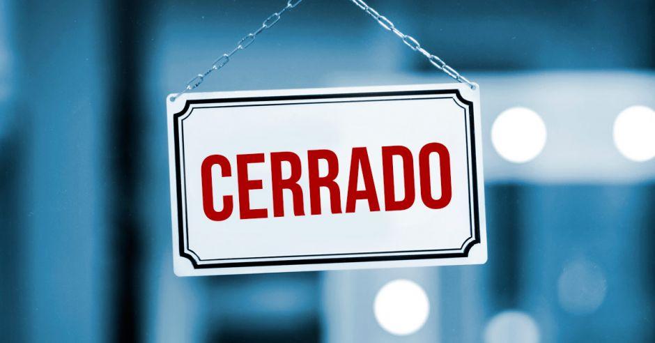 Por contrabando dos establecimientos cerrados,en ocho municipios antioqueños
