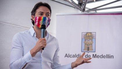 Alcalde de Medellin anuncio nueva cuarentena