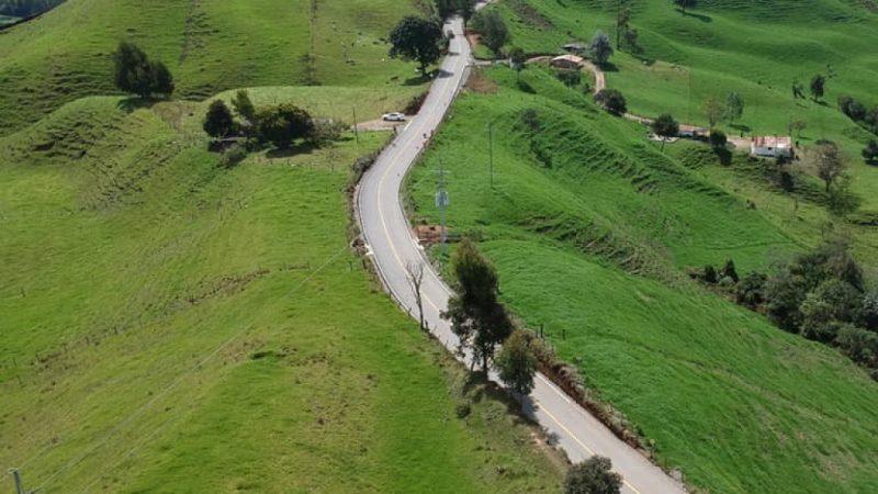 Así están las vías de Antioquia este fin de semana