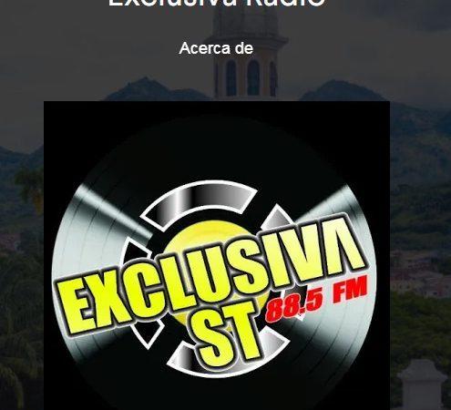 Emisora Exclusiva St Supia