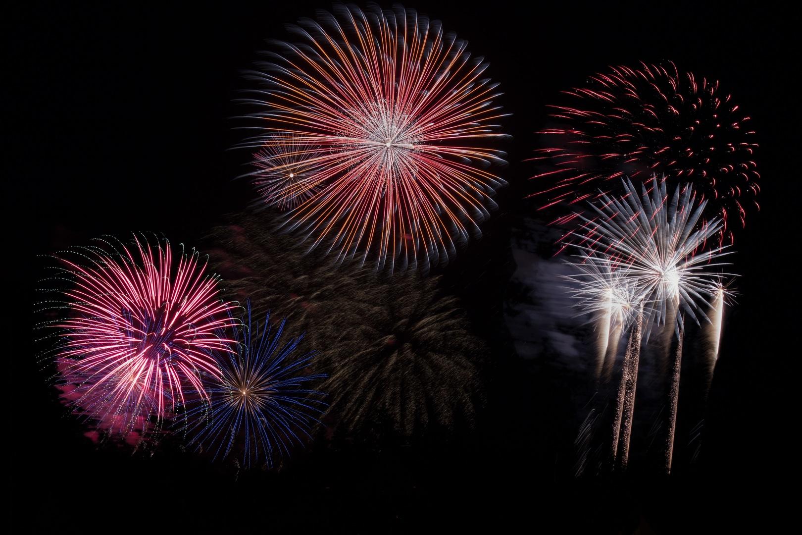 Feliz año nuevo: así ha dado el mundo la bienvenida al 2021