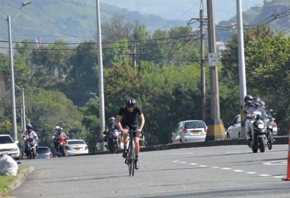 la Autopista Norte registra cero muertes por incidentes viales