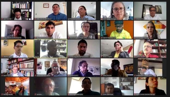 """Izquierda colombiana presenta """"Pacto Histórico"""" para las próximas elecciones"""