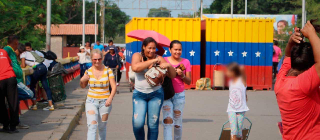Cifra de ciudadanos venezolanos en Colombia sumaba 1'729.537 al cierre de 2020