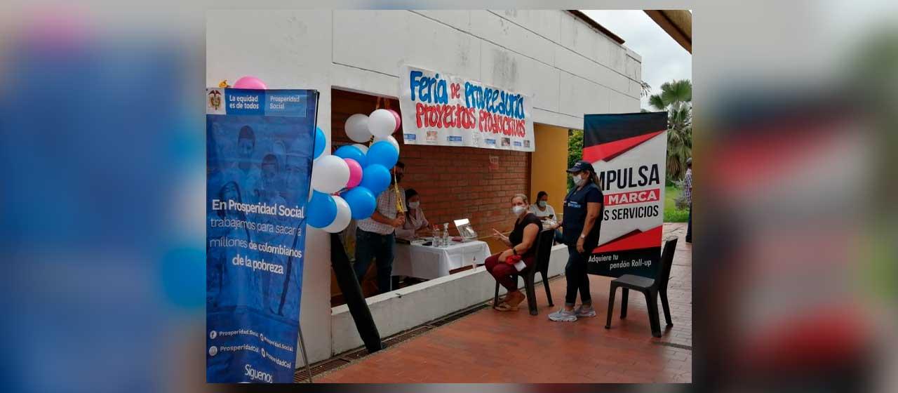 Arranca entrega de incentivos para proyectos productivos de población vulnerable en Antioquia y Chocó