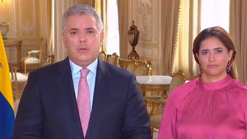 Colombia avanza en lucha contra el trabajo infantil con normas y herramientas modernas, destaca el Presidente Duque